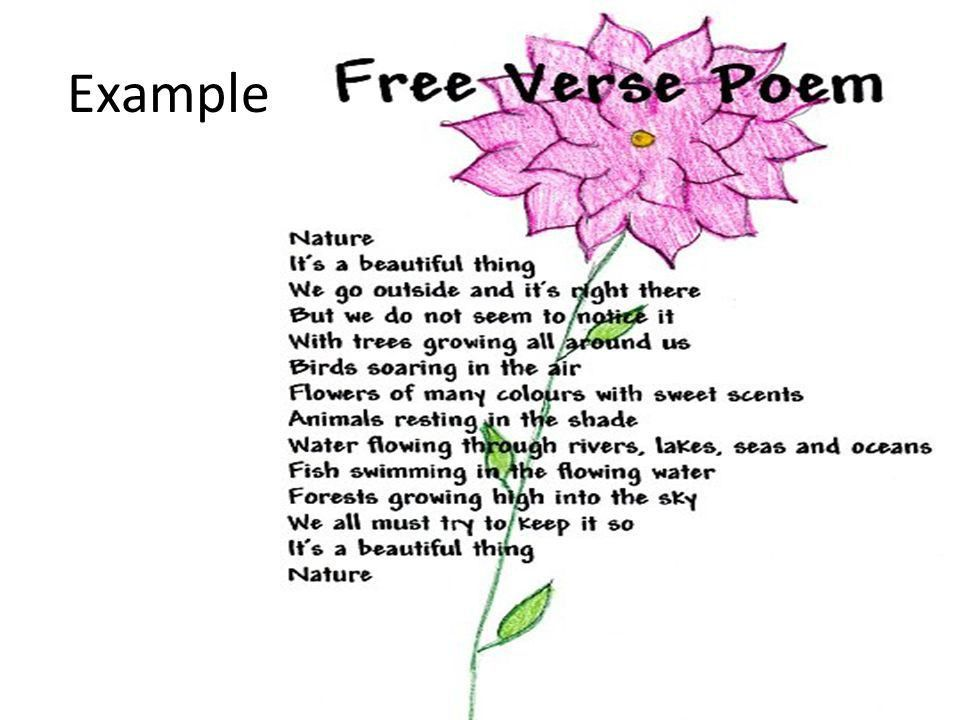 Introduction to Poetry Ms. Cerda. Types of Poetry Acrostic & Name ...