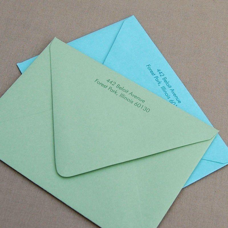Wedding Invitation Return Address | HASKOVO.ME