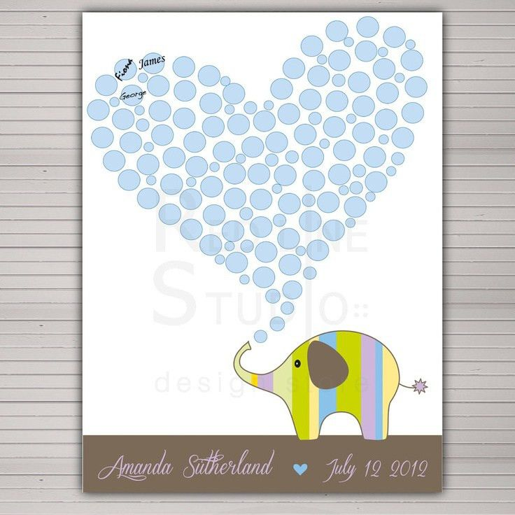 32 best Baby Shower images on Pinterest | Guest books, Guest book ...
