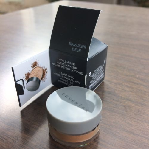FREE BEAUTY SAMPLES-Cover FX-Perfect Setting Powder-TRANSLUCENT ...
