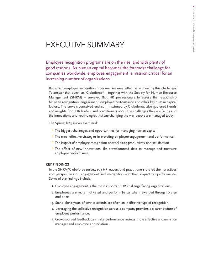 Employee Recognition Survey - Driving Stronger Performance Through Em…