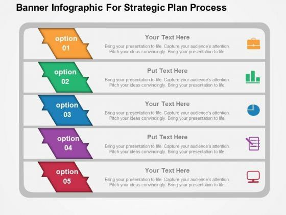 powerpoint strategic planning template banner infographic for ...