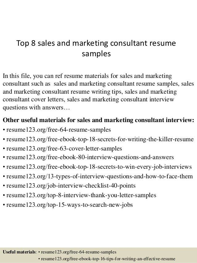top-8-sales-and-marketing-consultant-resume-samples-1-638.jpg?cb=1431077897