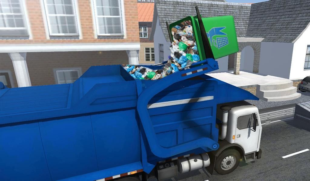 Road Garbage Dump Truck Driver - Android Apps on Google Play
