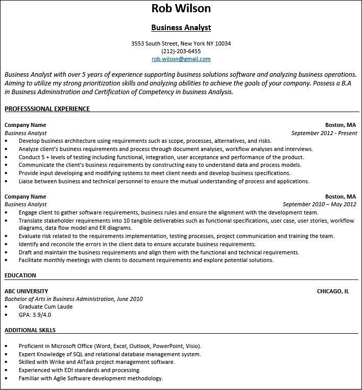 Find the Best Resume Sample from over 300,000 different Options