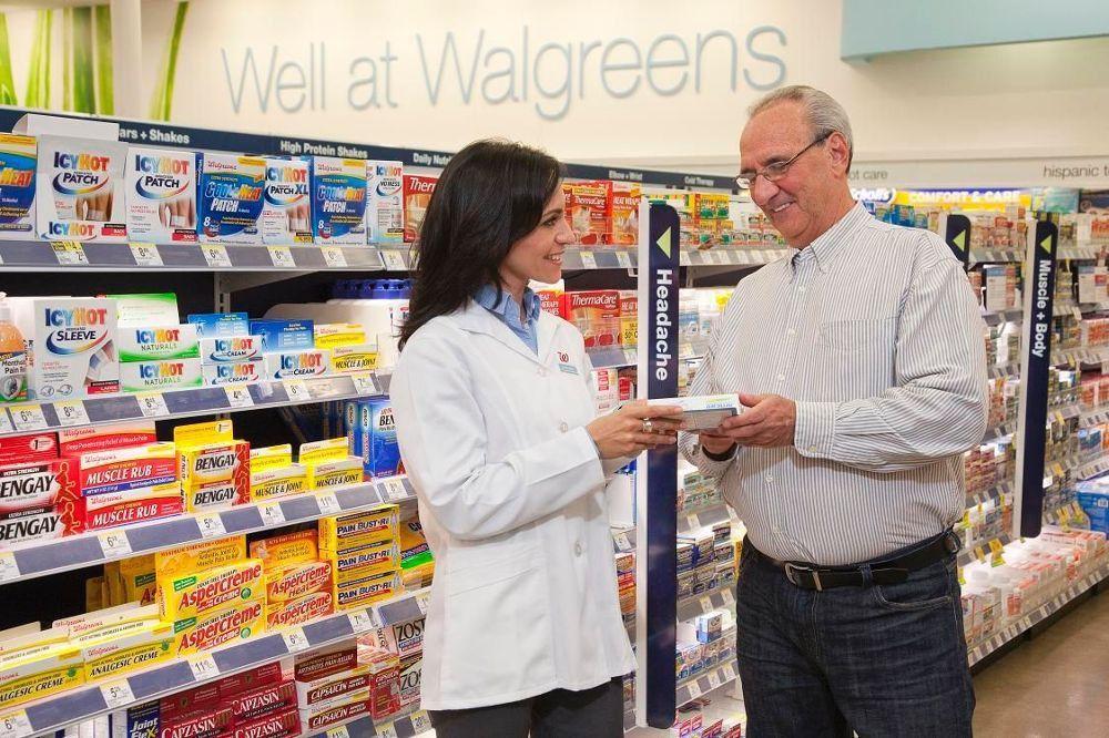 A Walgreens Pharmacist provid... - Walgreens Office Photo | Glassdoor