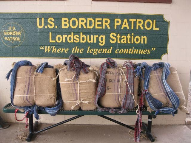 Border Patrol Agents Strike Again, Two Convicted Murderers ...
