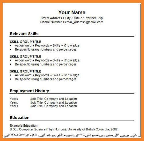 Copy Resume Format. Resume Template Professional Gray Professional ...