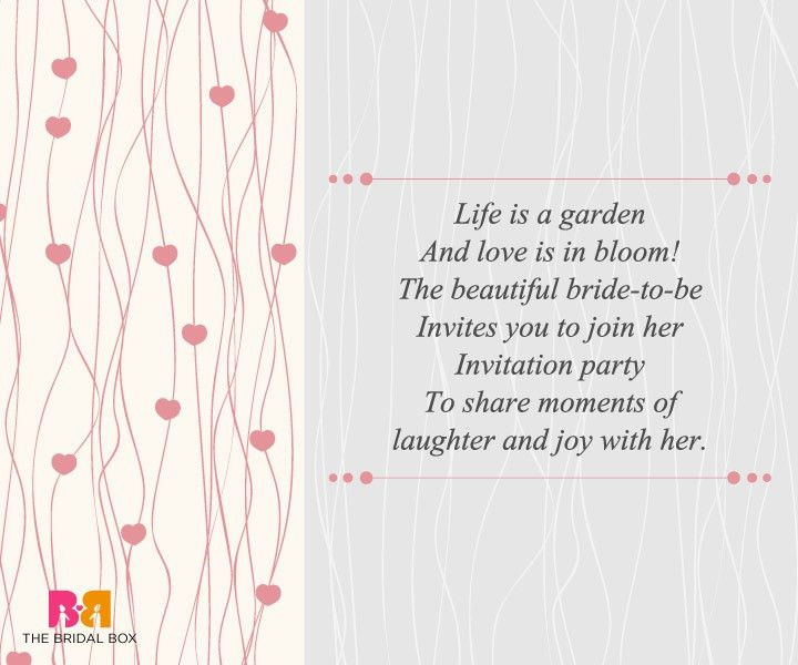 Engagement Invitation Wording: Top 10 Beautiful Invitation Ideas
