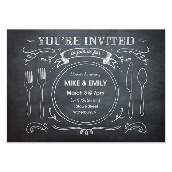 Best 25+ Dinner party invitations ideas on Pinterest | Rustic ...