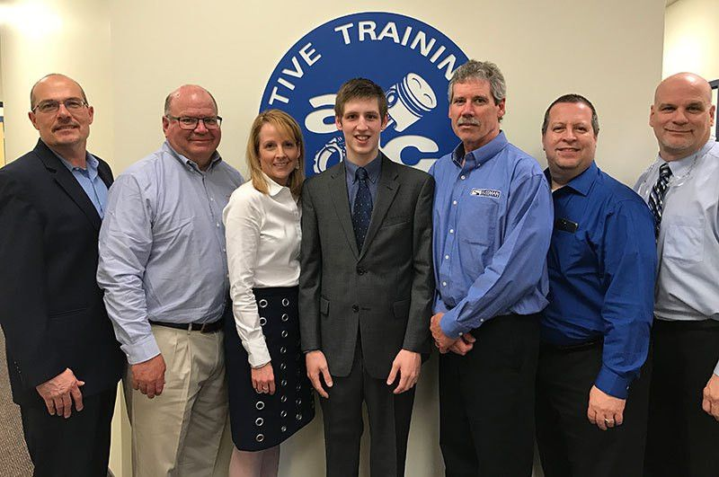 Automotive Training Center Awards 2017 Scholarships – Warminster ...