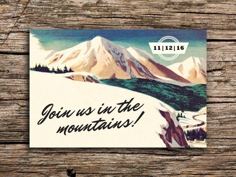 Templates Free Printable Postcard Wedding Invitations Diy With Hd ...