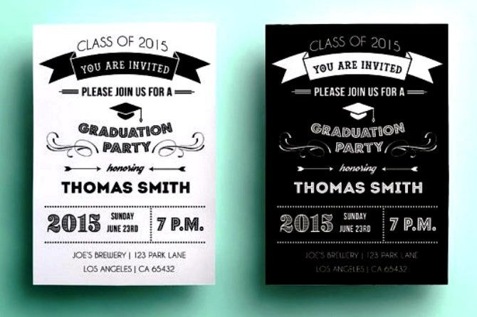 College graduation announcements templates : Momecard
