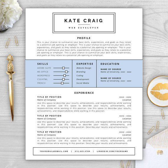13 best Resume Inspiration images on Pinterest | Resume ideas, Cv ...