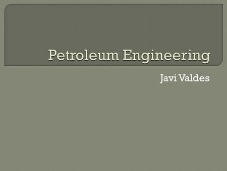 Jobs description.  Oil engineer is involved in the process of ...