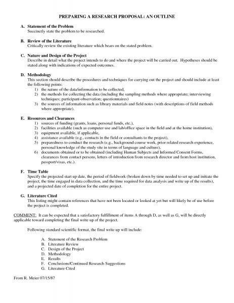 Social science research proposal sample   Saidel Group