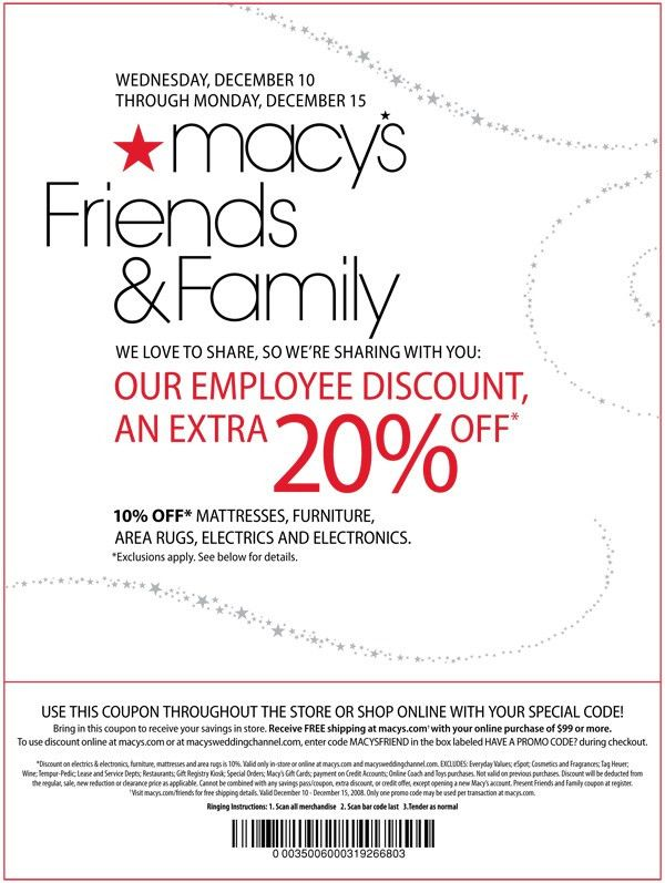 Macy s promo code / Spotify coupon code free