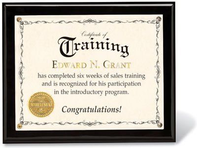 Printable Award Certificate Templates that Work | PaperDirect Blog