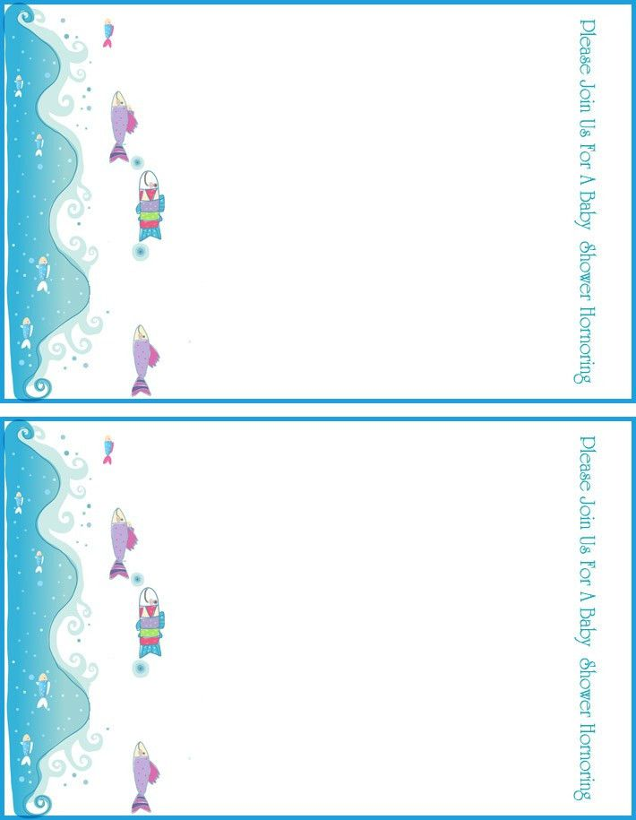 Baby Shower Invitations: Excellent Free Printable Baby Shower ...