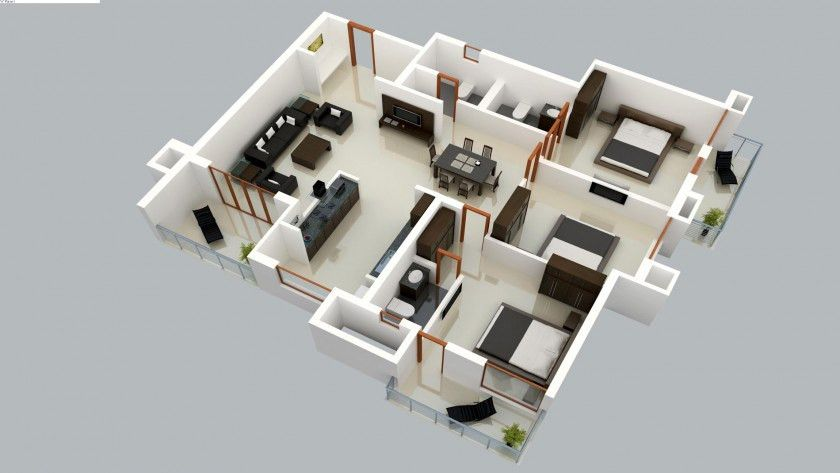 Architecture 3d Free Software Floorplan For Design Your House Home ...