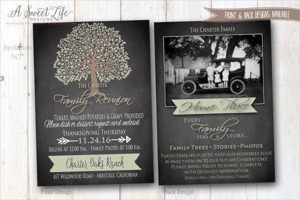 Printable Invitation Flyers | Free & Premium Templates