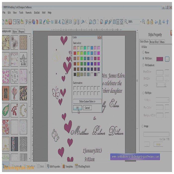 100+ [ Free Wedding Invitation Designer Software ] | Wedding ...