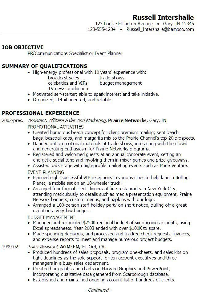 45 best Career images on Pinterest   Career, Resume ideas and ...