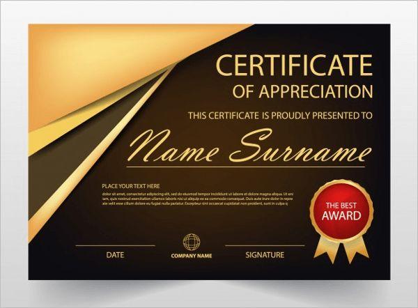 Business Certificate Templates Free & Premium Download | Creative ...