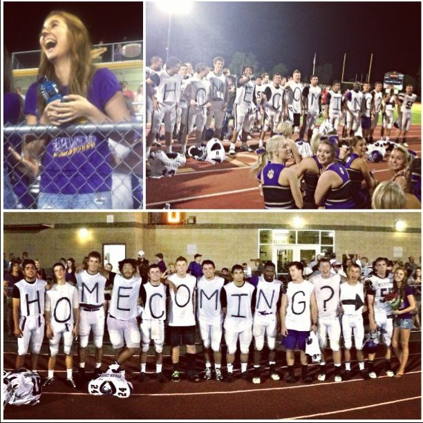 Proposal Ideas That Will Make Her Cry: 1000+ Images About Ideas For Asking Her To Homecoming 1st