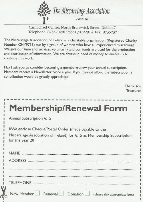 100+ Membership Form Template | Nomads Scholarship Letters Of ...