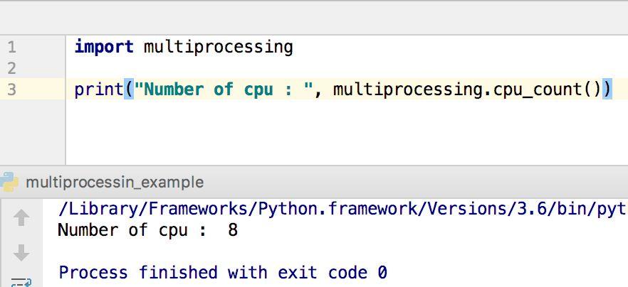 Python Multiprocessing Example - JournalDev