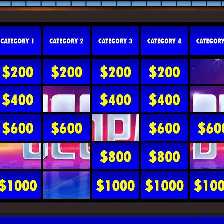 family feud template ppt] 6 free family feud powerpoint templates, Powerpoint templates