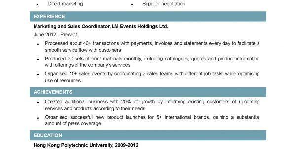sample sales coordinator cover letter sales coordinator cover