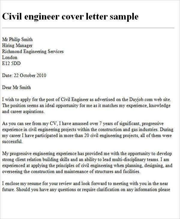 Download Resume Cover Letter Engineering | haadyaooverbayresort.com