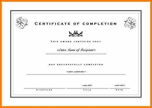 10+ certificate of achievement template word | resume reference