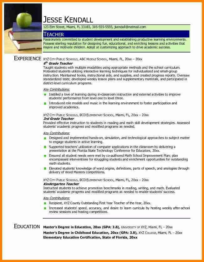 Teaching Cv Template. Sample Resume Teaching Teaching Assistant Cv ...
