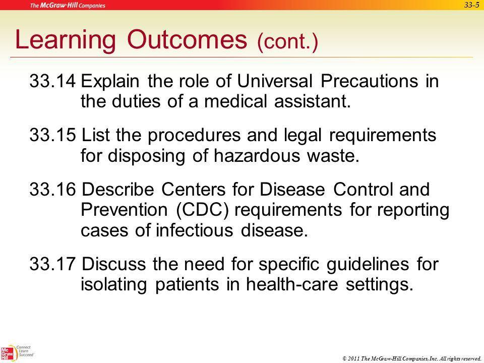 Infection Control Techniques - ppt video online download