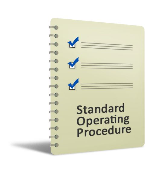 Standard Operation Procedure Template   ConnectFood: Food Safety ...