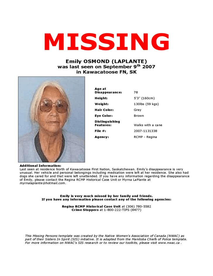 Missing Person Poster Missing Person Poster Released For Justin – Missing Person Flyer