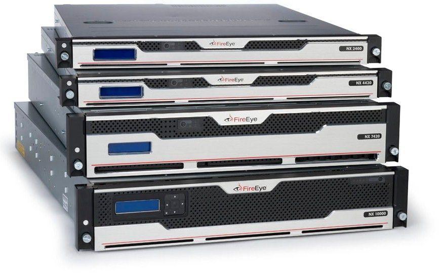 Network Security Power | FireEye