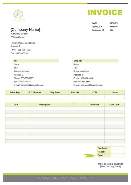 Create Receipt Template Invoice Software Create Invoice Rapidly – Create Receipts Free