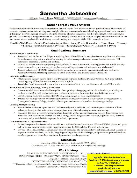 usajobs resume template federal resume sample federal resume ...