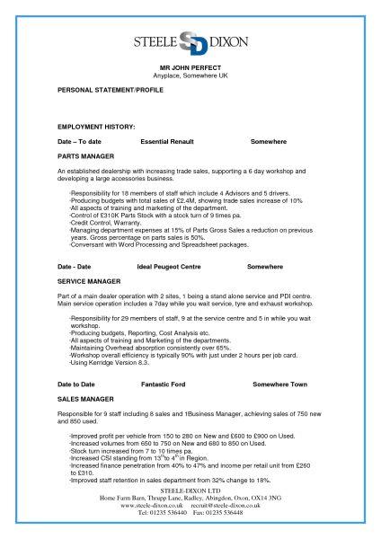 perfect-resume-9 - Resume Cv
