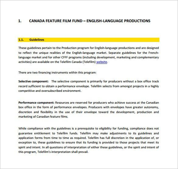 Program Proposal Template. Project Proposal - Inenx Art Proposal ...
