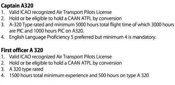 fly gosh air asia india pilot recruitment captain first officers ...