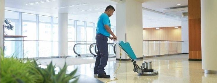 1 Chicago Commercial Cleaning Services - Industrial, Office ...