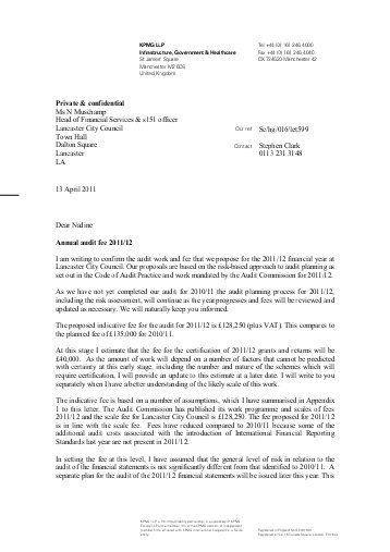 External Audit Report. External Audit Planning Memorandum Pdf ...