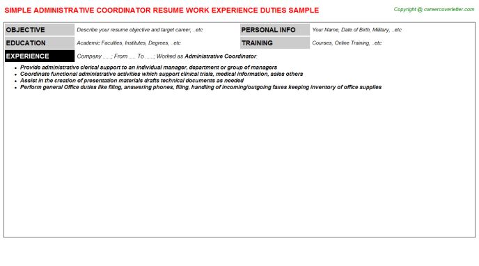 cover letter for work experience major gift officer cover letter ...