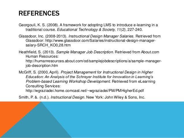 It Project Manager Job Description. A Project Manager Job ...