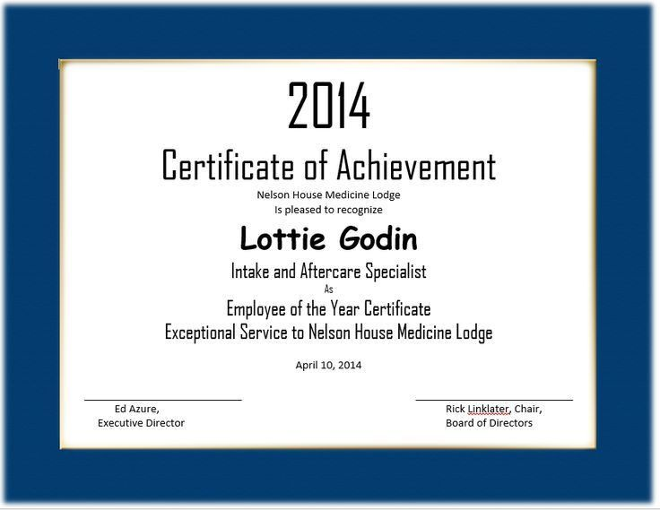 Best 25+ Certificate of recognition template ideas on Pinterest ...